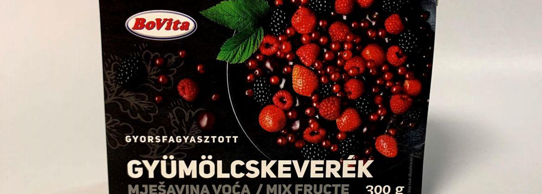 Bovita Mixt fructe - 300g